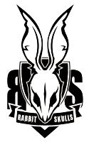 Rabbit Skulls Roller Derby Avignon